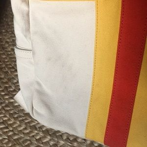 Tory Burch Bags - Tory Burch Canvas Backpack